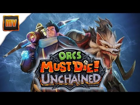 Orcs Must Die Unchained (Beta)