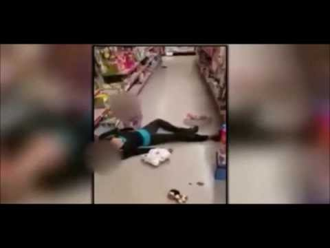 2 yr Old Tries to wake Mom After Drug Overdose In Family Dollar