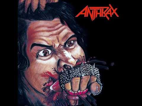 Anthrax - Deathrider [2018 HD fan Remaster] mp3