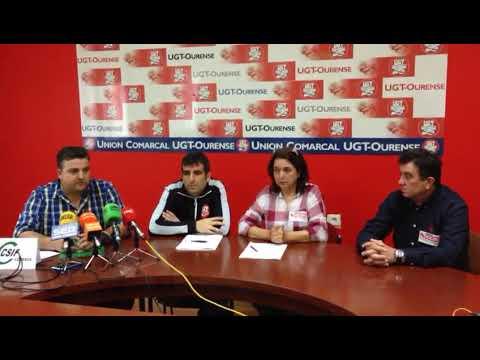 """UGT, CCOO y CSIF anuncian movilizaciones contra el """"desmantelamiento"""" de Correos"""
