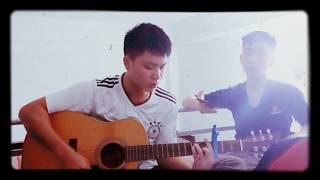 Lời anh chưa thể nói Cover (Guitar acoustic) [HD1080- lyrics]