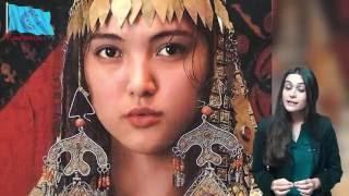Eski türk kadın kıyafetleri
