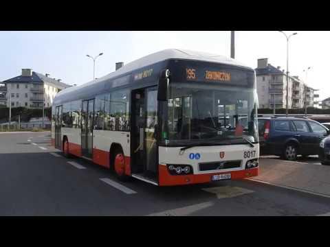 Goede BP Tour 8017. Hybrydowy autobus na trasie 295. Hybrydowe Volvo VH-54