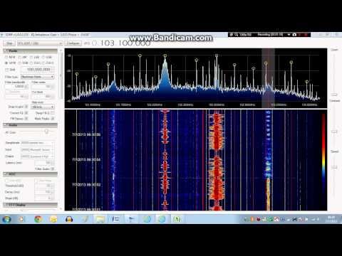 FM DX All India Radio, Alwar, Rajasthan signing on, 0628 UTC, 7 July 2013