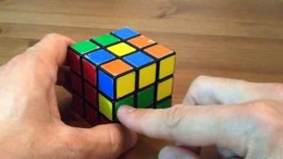 3x3 Rubik Küp - Kolay Anlatım - 2. Kısım