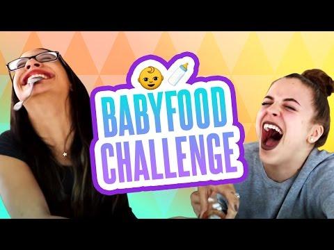 Babyfood Challenge! | Baby Ariel