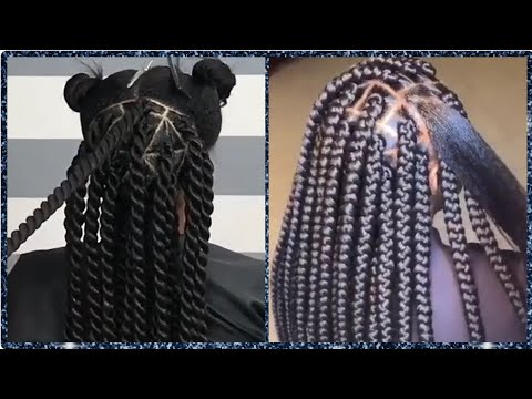 😍😍😍🔥new-amazing-braiding-hairstyles-compilation-2020:-ultimate-braids-tutorials-you-need-to-see