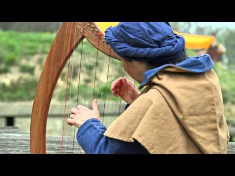 Harp Meditation for Moon Phases: Deep Relaxation with Harp Music and Beautiful Sounds of Nature