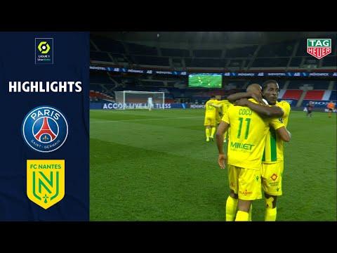 PSG Nantes Goals And Highlights