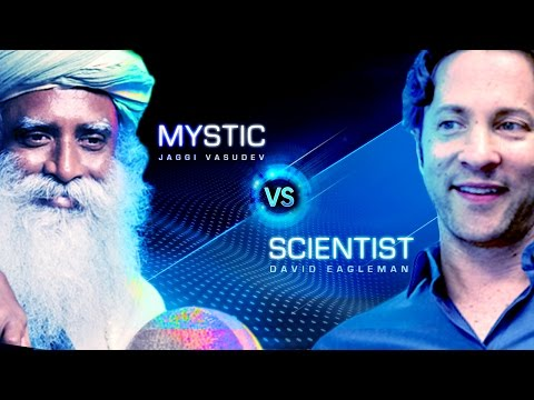 Scientist vs Mystic | A Conversation about Cosmos, Brain and