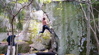 OSMO ACTION DJI - NORWEGIAN BOULDERING (4K) | #162