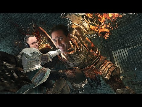 The Revenge of Jerry69Seinfeld - (Dark Souls 2 - Scholar of the First Sin - PS4)
