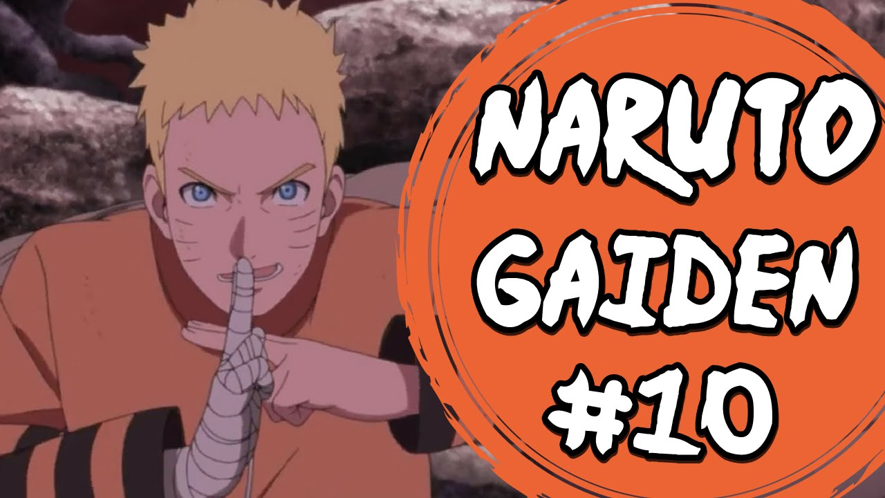 Image of: Youtube podcast Naruto Gaiden Capítulo 10 Final Pinterest Podcast Naruto Gaiden Capítulo 10 Final Youtube