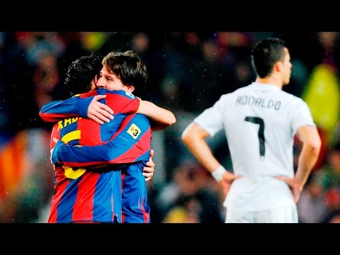 Lionel Messi ● Greatest Individual Performance vs Real Madri