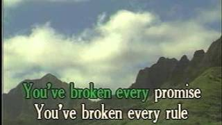 Hawaiian Karaoke - Promises From My Heart