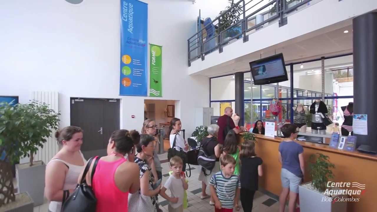 Centre Aquatique Bois Colombes Youtube