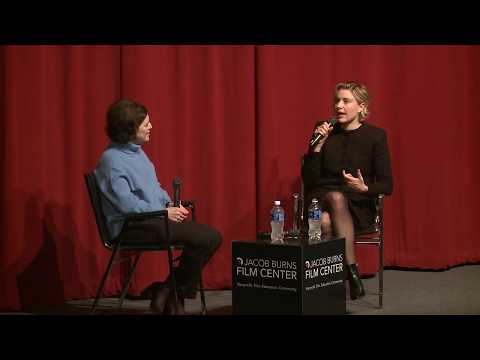 Lady Bird Q&A with Greta Gerwig: Screenwriting as Poetry