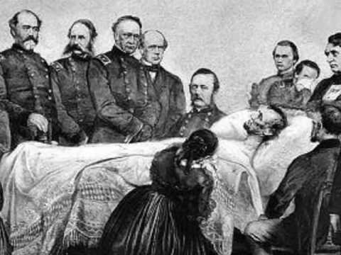 Image result for president lincoln assassinated