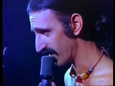 "Frank Zappa ""Rock isn't real"""