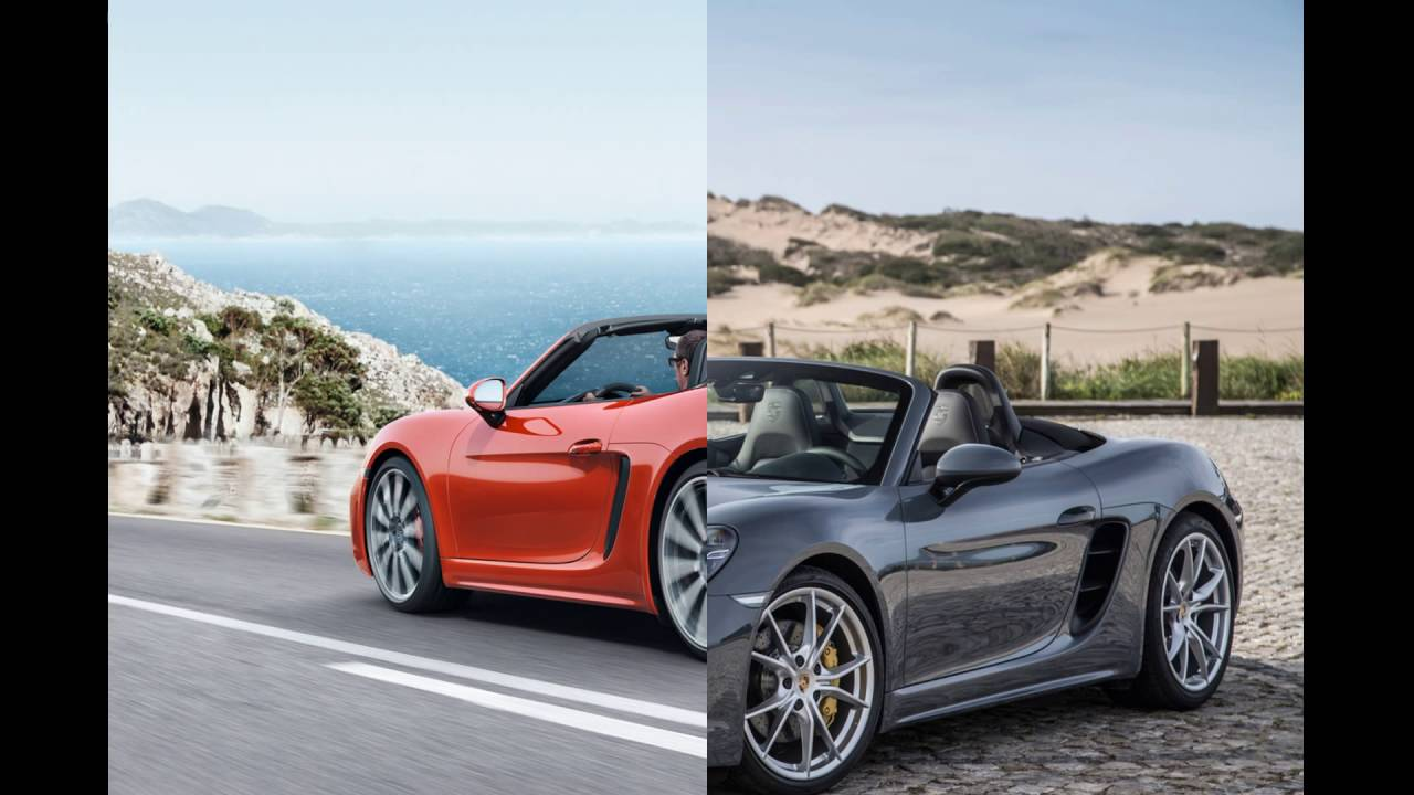 2017 Porsche 718 Boxster Review Release Date And Price >> 2017 2018 Porsche 718 Boxster Release Date Review Price Specs