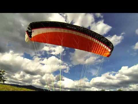 Paragliding Sveti Martin Croatia Europe Realism