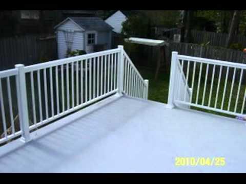 Balcon fibre de verre youtube for Accesorios para toldos de balcon