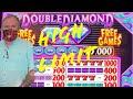 Old School 5 Reel Double Diamond, High Limit Slots