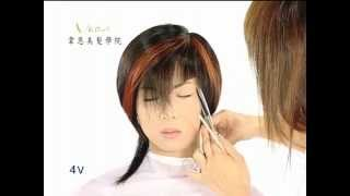 Download Asymmetrical mullet haircuts,Fashion hairstyles,Short Women hairstyle,Vern Scissors-Hairstyle 1 Mp3 and Videos