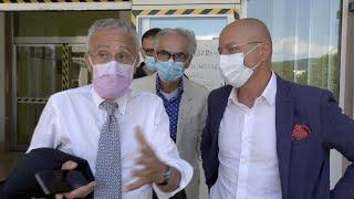 Covid Hospital, per Angelo Muraglia Atessa è una scommessa vinta