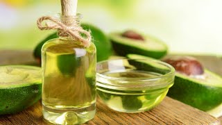 DIY 100% Pure Avocado Oil For Hair And Skin/Boiling Method.