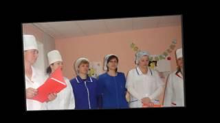 Медсестра, авторская песня врача Леонида Покрышки