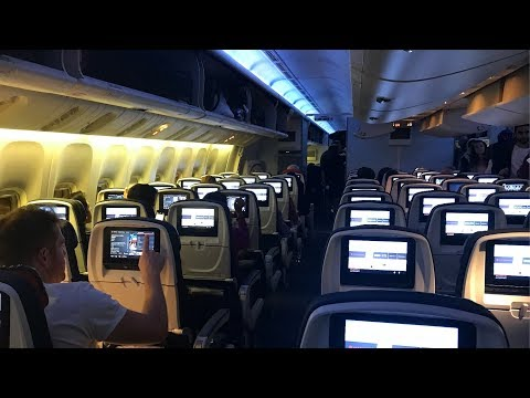 Air Canada Flight 858 Boeing 777-300ER Toronto - London | Economy Class Trip Report