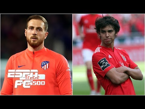 Jan Oblak to replace David De Gea & Joao Felix to join Man United? | Transfer Rater