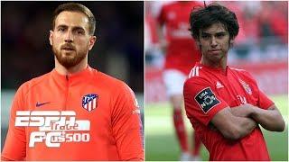 Jan Oblak to replace David De Gea & Joao Felix to join Man United? | Transfer Rater