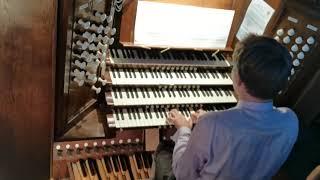 Léon Boëllmann - Toccata (from Suite gothique, op. 25)