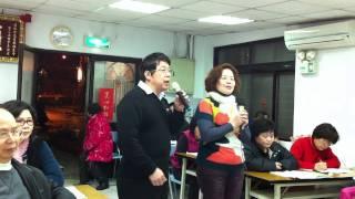林玉蕊週三歌唱班-20120208【再會安平】-萬吉和麗華