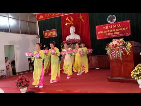 Câu lạc bộ dưỡng sinh 2 thôn bãi xã cao viên huyện thanh oai