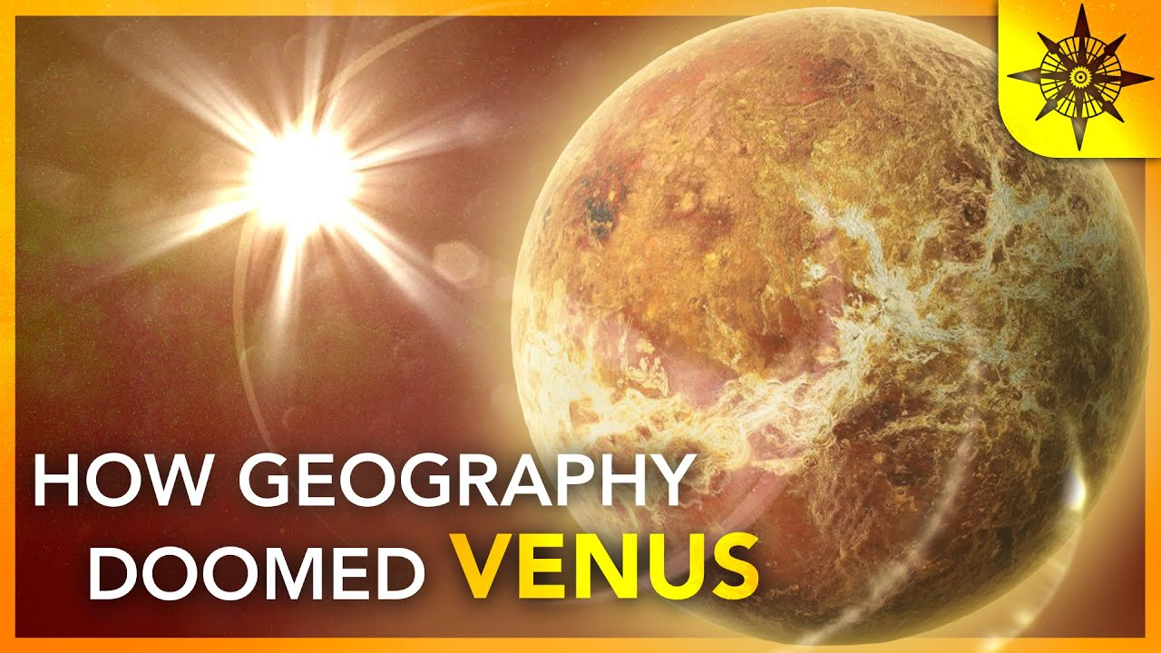 How (the lack of) Geography Doomed Venus
