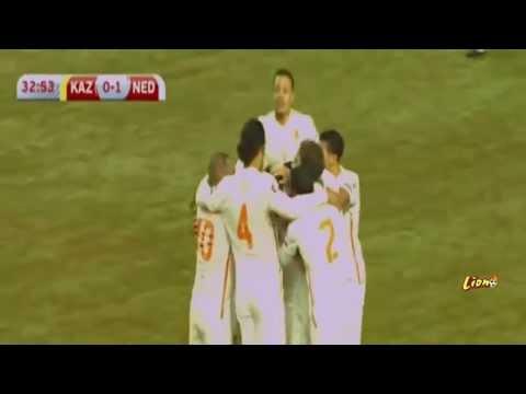 Kazakhstan vs  Netherlands 0-2 All Goals & Highlights 10/10/2015