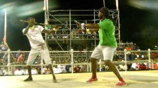 National Stick-fighting competition 2016 - Trinidad - Finals