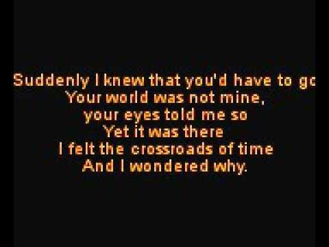 Loreena Mckennitt - The Old ways  (Karaoke)