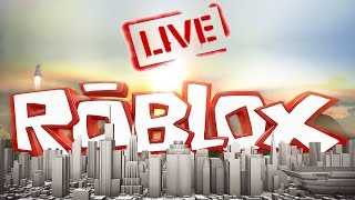 -ROBLOX-LIVESTREAM-PLAYING AND CHATTING WITH THE GALERA-05/11 #RUMO3800