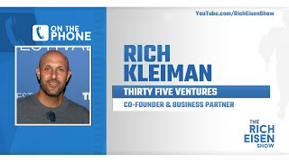 Rich Kleiman Talks KD's Coronavirus, NBA Season in Jeopardy & More with Rich Eisen | Full Interview