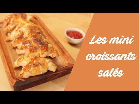 la-recette-des-mini-croissants-jambon-fromage!
