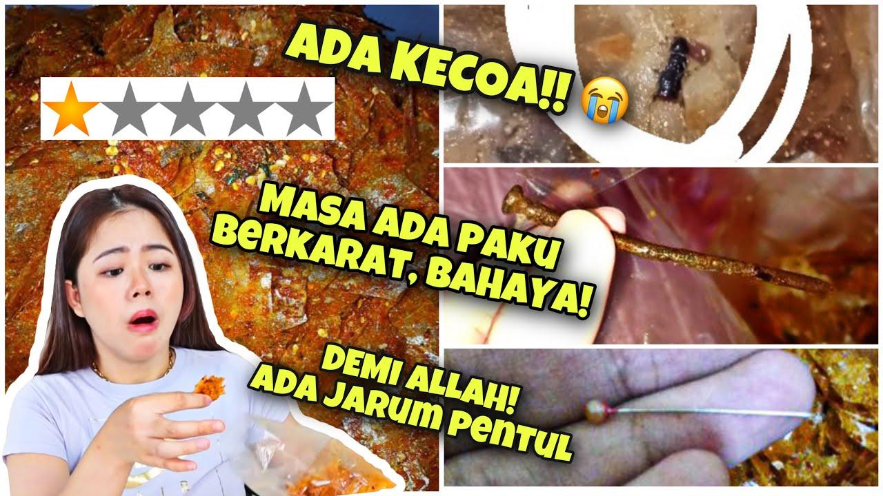 Download BELI KERIPIK KACA BERDASARKAN RATING TERBURUK DI SHOPEE! PARAHHHH!