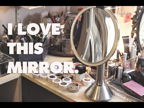 Simple Human Make Up Mirror Review