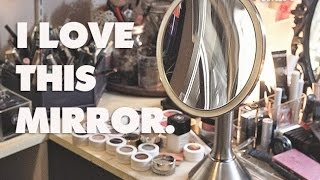 Video Simple Human Make-Up Mirror Review download MP3, 3GP, MP4, WEBM, AVI, FLV Juli 2018