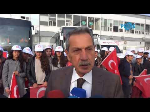 Biz Anadoluyuz Projesi İle Adıyamanlı Öğrenciler Konya'ya Uğurlandı
