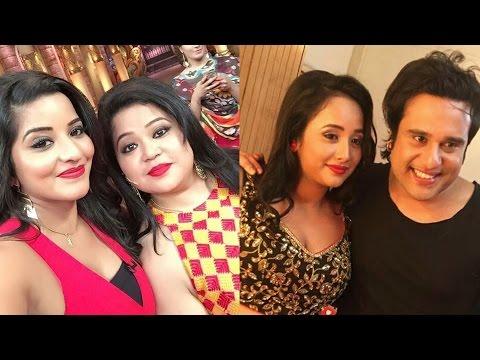 EXCLUSIVE   Hot Bhojuri Actress Monalisa & Rani Chatterjee on COMEDY NIGHTS BACHAO   NAV Bhojpuri