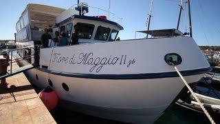 Fiore di Maggio - Sardegna Boat trip - 2013 [HD]